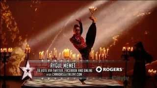 Uyghur Qizi Aygul Memet Canada 06. 05 .2012