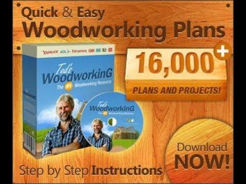 Third Coast Craftsman  - 4 Easy DIY Woodworking Gift Projects!!! - Third Coast Craftsman