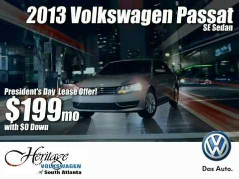 EXPIRED-2013 2012 VW Beetle Jetta Passat CC Tiguan Lease Atlanta Union City GA Dunwoody Marietta