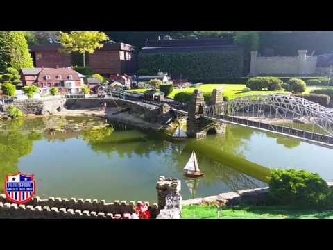 BEKONSCOT Model Village and Railway – Outdoor Trains