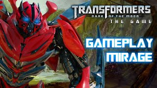 Transformers  Dark of the Moon Gameplay  Mirage