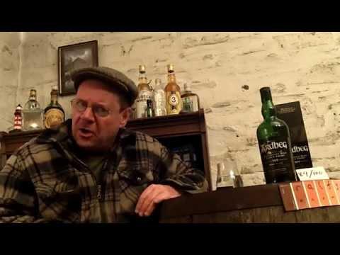 whisky review 542 - Ardbeg 10yo malt re-reviewed 2015