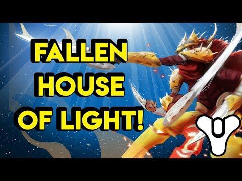 Fallen Guardians? House of Light?! Destiny 2 Lore   Myelin Games