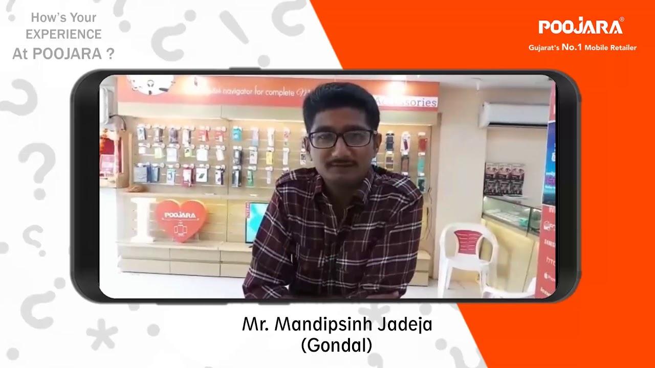 Customer's Experience at Poojara Telecom | Bhavnagar, Surendranagar, Gandhidham, Gondal, Morbi