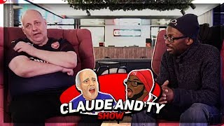 Who's The Bigger Club Arsenal or Chelsea?  | Claude & TY Show