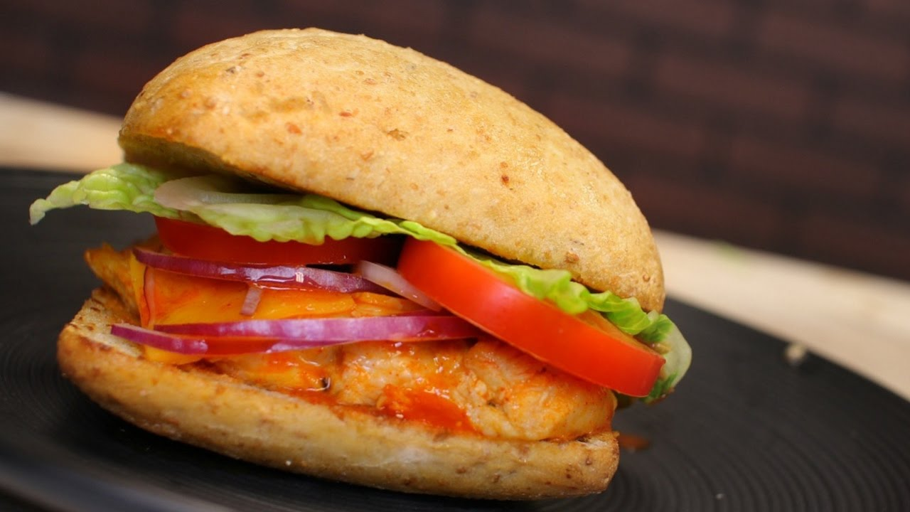 Grilled Chicken Sandwich How To Make Sandwiches Easy Recipes Cheap Eats Dinner Recipes Best