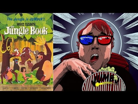 The Jungle Book (1967) Movie Review || Disney's Fun Party Movie