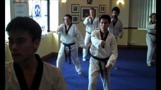 Eastern Suburbs Taekwondo Sydney Australia