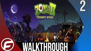 Zombie Tycoon 2 Brainhovs Revenge Walkthrough Chapter Failed Ep 2 PC Gameplay Playthrough Lets Play