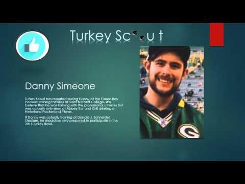 danny turkey bowl