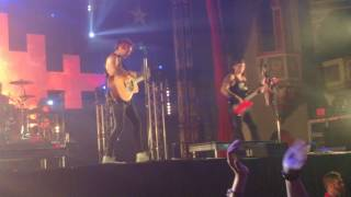 ALL TIME LOW - GOOD TIMES - (CHICAGO) Young Renegades 7/21/17