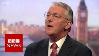 Jeremy Corbyn 'a decent man but he is not a leader' Hilary Benn - BBC News