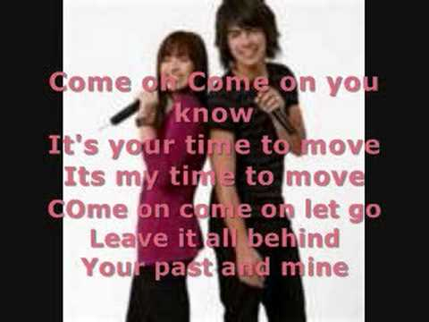 OUR TIME IS HERE LYRICS