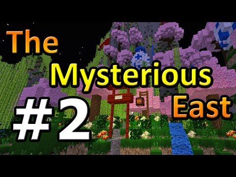 Tackle⁴⁸²⁶ Minecraft Custom Map - Mysterious East #2 - (มีใครอยู่บ้างไหม)