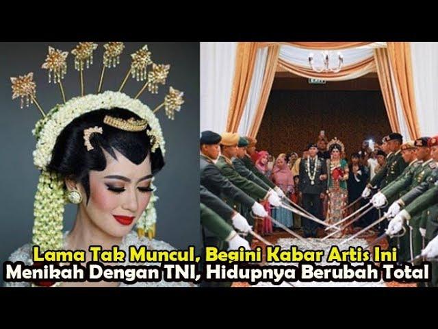Menikah dengan Anggota TNI hingga Tak Terekspos, Begini Sekarang Kehidupan Pemain FTV Cantik Ini