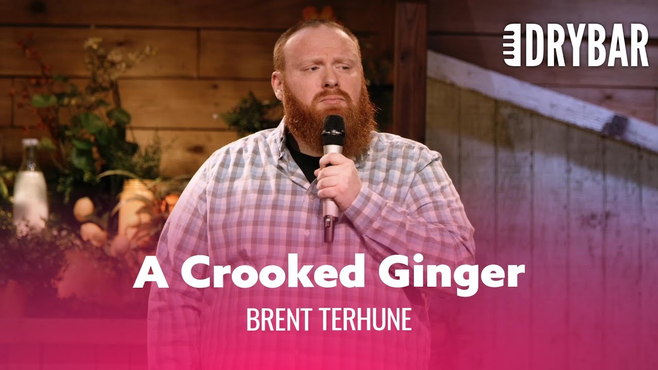 Women Don't Want To Date A Red Head. Brent Terhune - Full Special