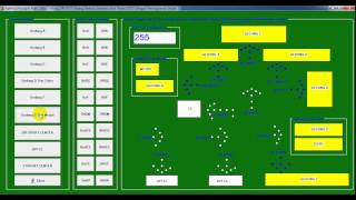 Aplikasi Denah Kampus UPI YPTK Padang Berbasis Interface Port Paralel DB25 Dengan Bahasa Pemrograman