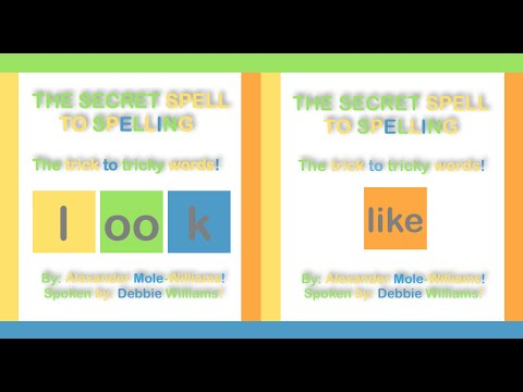 How To Spell Look & Like - The Secret Spell To Spelling