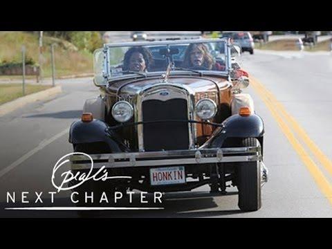 Steven Tyler's Tour of Lake Sunapee | Oprah's Next Chapter | Oprah Winfrey Network