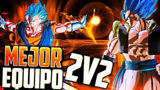 😱 EL MEJOR EQUIPO GOGETA SSB y VEGETTO SSB!😱 Dragon Ball XENOVERSE 2