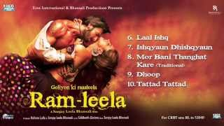 Goliyon Ki Raasleela Ram-leela - Jukebox 2 (Full Songs)