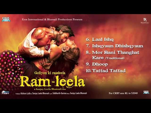 Goliyon Ki Raasleela Ram-leela - Jukebox 2 (Full Songs) Travel Video