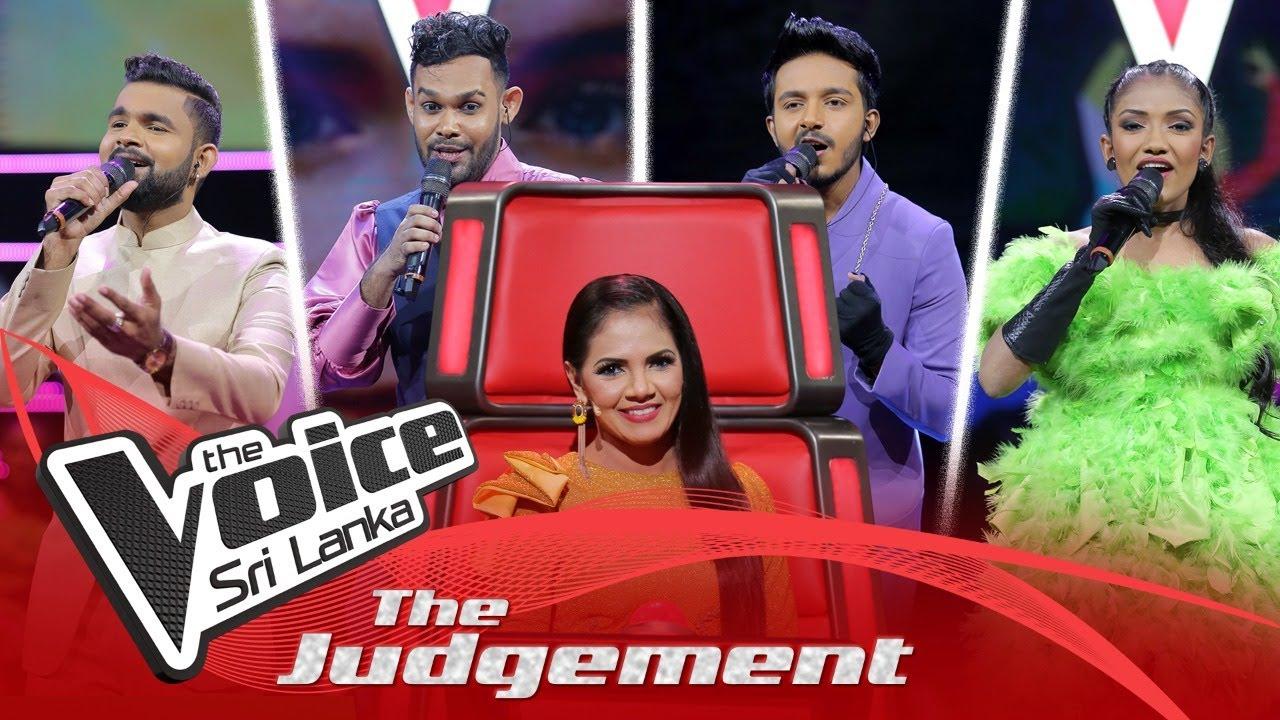 The Judgment | Team Sashika Day 03 | The Knockouts | The Voice Sri Lanka
