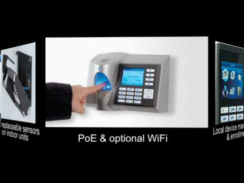 L-1 4G Product Solution Video - Fingerprint