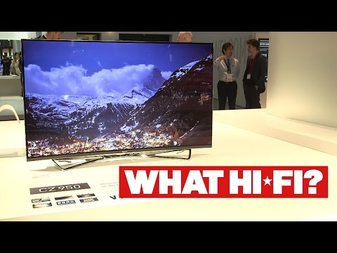 Panasonic CZ950 4K OLED TV - first look