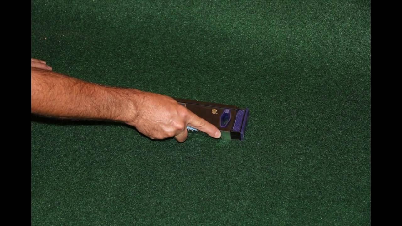 DIY Custom Homemade Gun Mat