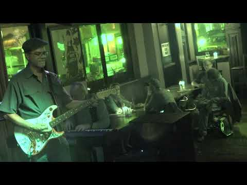 In The Night - Crawfish Royale 10-9-17 Red Lion Mon Jam NYC