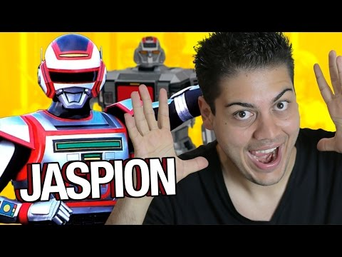 Jaspion - O defensor da cracolândia - Nerd Show
