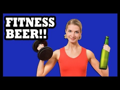 Lean Machine Beer for Working Out? - Food Feeder