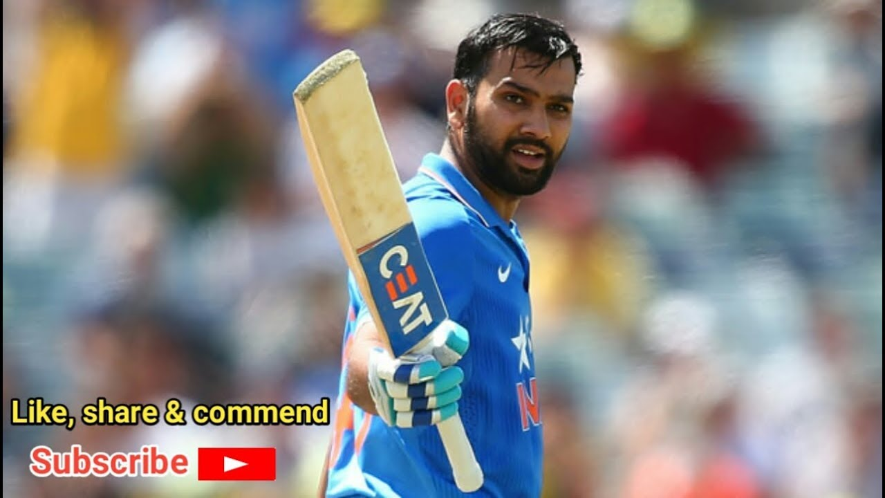 Rohit Sharma Best Hd Live Photo Cricket Live Hd Great Strock In