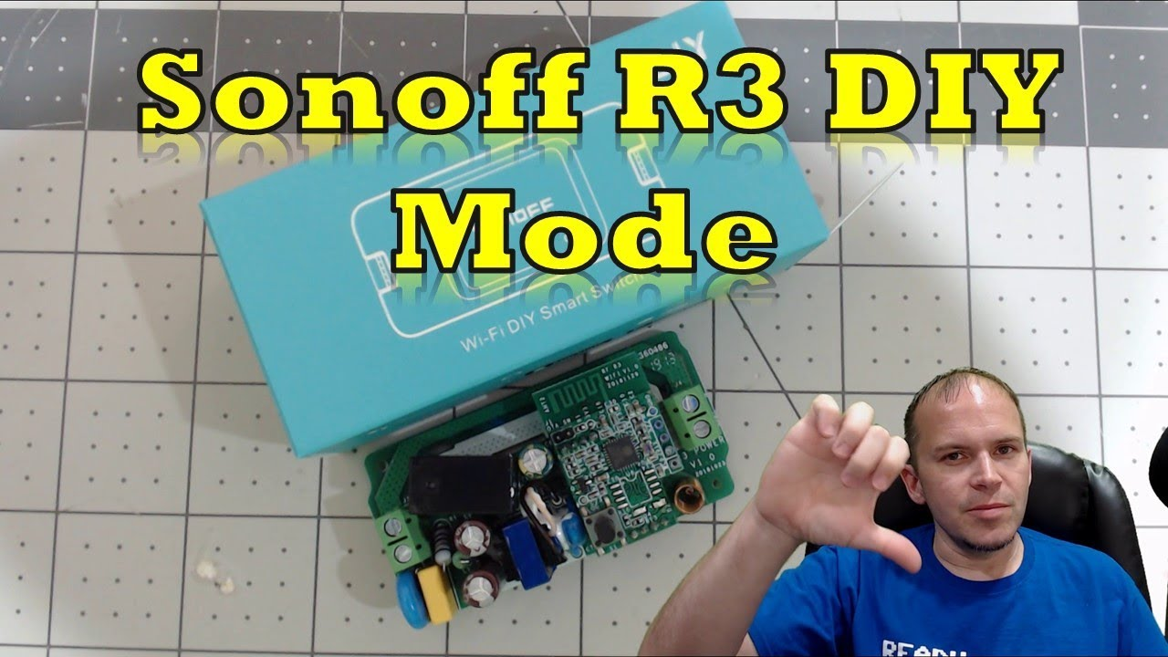 Sonoff Basic R3 DIY Mode - Comparisons and Thoughts