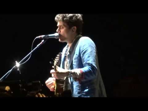 """John Mayer - """"Free Fallin'"""" [Tom Petty and the Heartbreakers cover] (Live in San Diego 10-4-13)"""