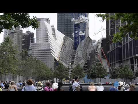 A look at the new World Trade Center Transportation Hub