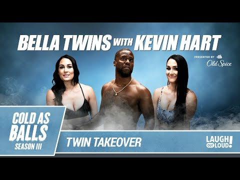 Tone Kapone - Bella Twins with Kevin Hart