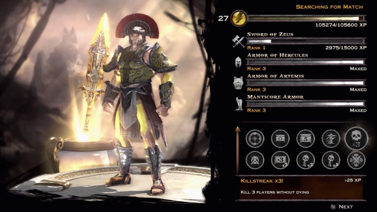 God of war ascension hd multiplayer victory sword of zeus god of war ascension hd multiplayer victory sword of zeus youtube voltagebd Gallery