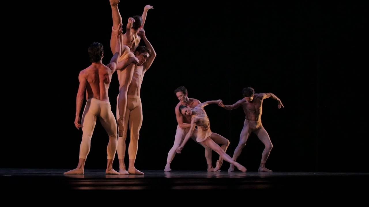 Joffrey Ballet: Game Changers