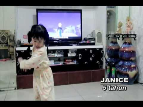 Janice - Anak Gemez Indonesia 30 Agustus 2014