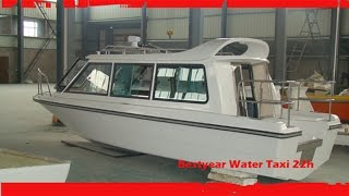 For Sale: Bestyear WaterTaxi 22H Boat small cabin boat - USD 6,900