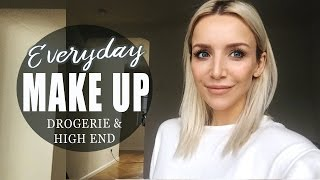 GET READY WITH ME | MAKE UP TUTORIAL ALLTAG | ROUTINE