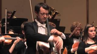 Edward Elgar - Concerto for Cello and Orchestra in E minor