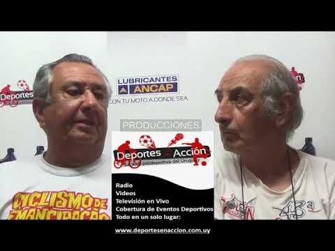 PROGRAMA: DEPORTES EN ACCIÓN - MONTEVIDEO - URUGUAY - 23/01/2018.