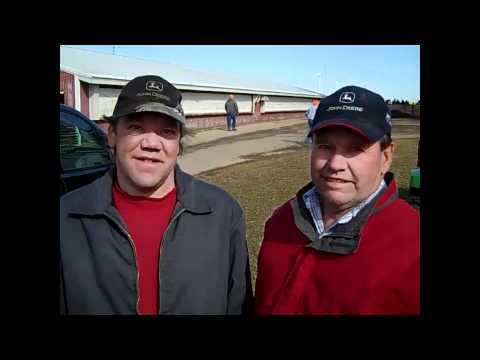 Greenleaf, Wisconsin farm auction 3/13/12