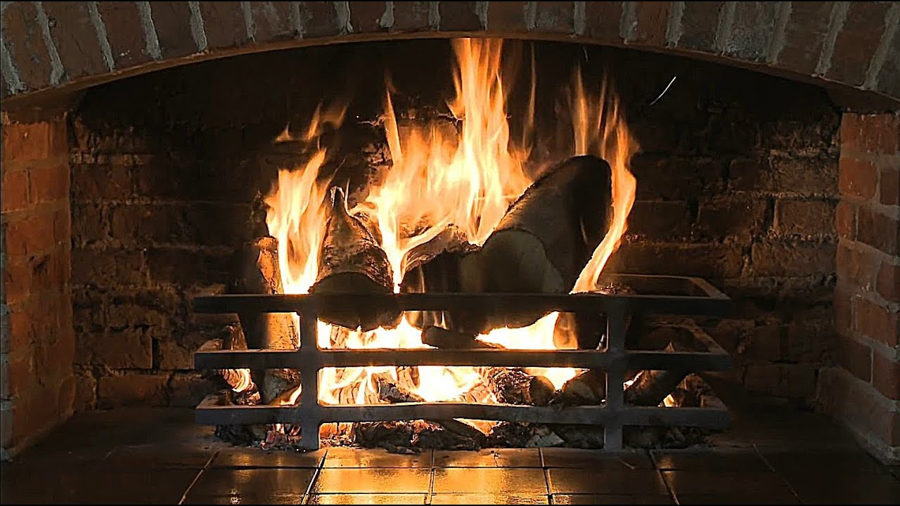 Virtual Fireplace Smart TV (HD 1080p) - YouTube
