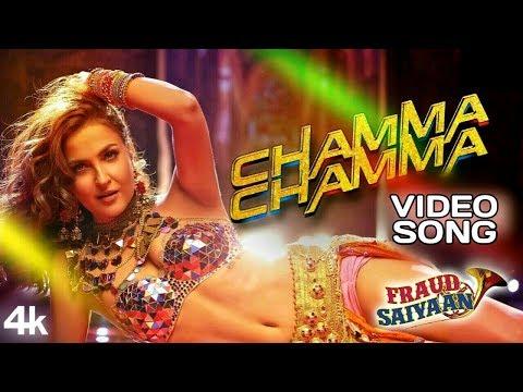 Chamma Chamma (Video Song) | Fraud Saiyaan | Elli AvrRam, Arshad | Neha Kakkar, Tanishk, Ikka,Romy