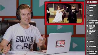 YouTubers React to Top 10 Most Viewed YouTube Videos of All Time but only Jacksfilms