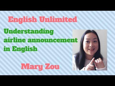 機場英文: 听懂机场广播英文 | 实用机场英语 | 实用口语英文 | 开心学英语, 自信说英文